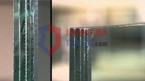 Balistik camlar kritik tesislerde hem koruma sağlar hem de gözetlemeye imkan tanır.